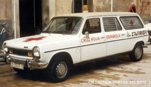 Simca Ambulance