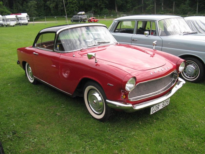 Simca Aronde Coupé (7496025116)