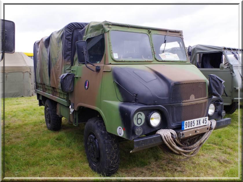 Simca SUMB MH 600 BS 4x4