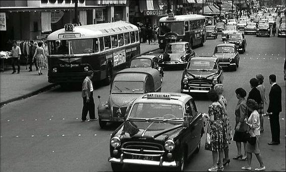 Somua et Chauson buses