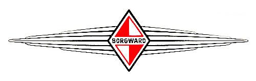 00-Borgward LOGO - 71973