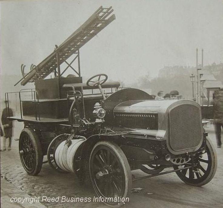 1905 Delahaye Fire Truck