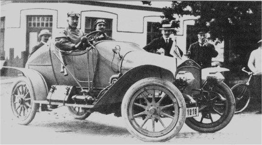 1908 Hansa Typ A 16