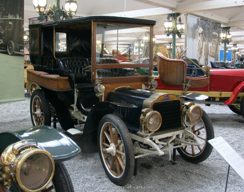 1910 Delahaye type-n-12