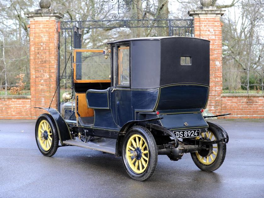 1911 Delahaye 48 Open Drive Opera Coupe '1911