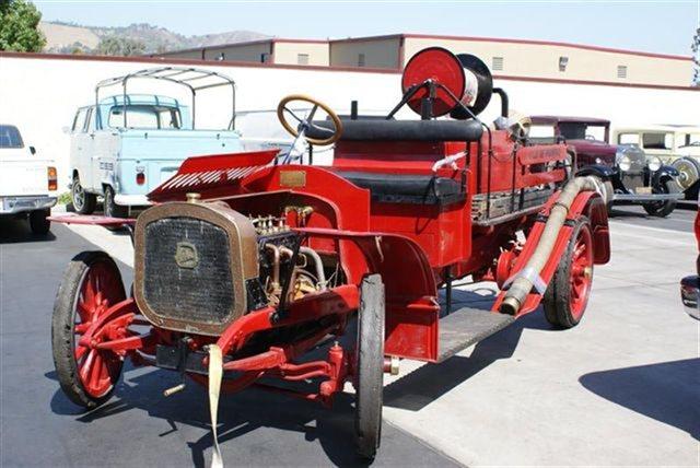 1911 Delahaye Fire-Truck-outfitted-by-Carrosserie-et-de-Charronnage-Paris