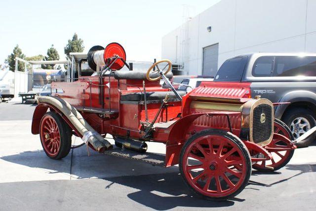 1911 Delahaye Fire Truck