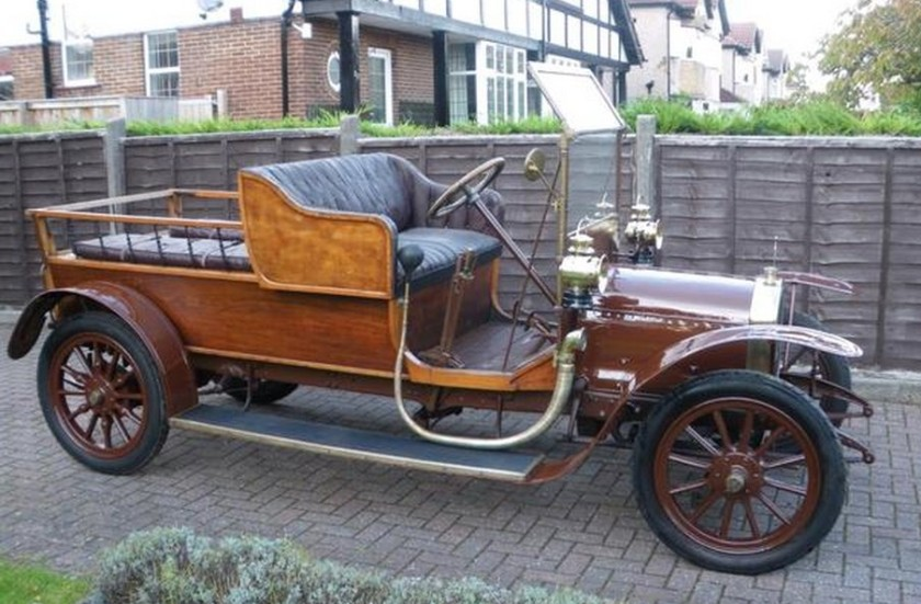 1912 Delahaye Type 47 10-12hp Estate Car by H.M. Hobson Ltd