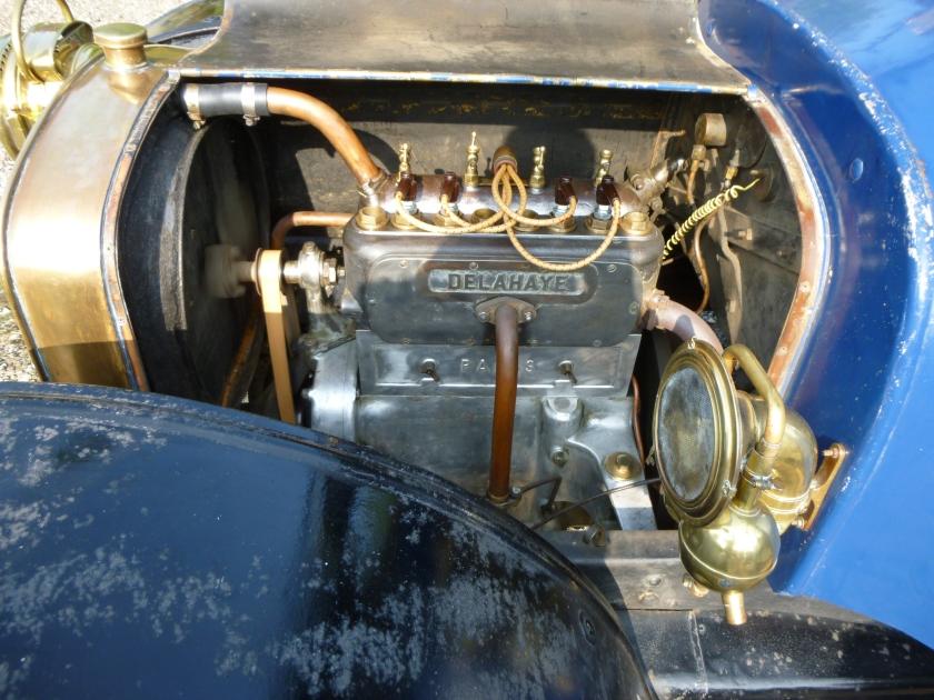 1912 Engine Delahaye Type 32L Limousine 1912