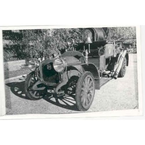 1913 Delahaye Farcot Fire Truck Photo