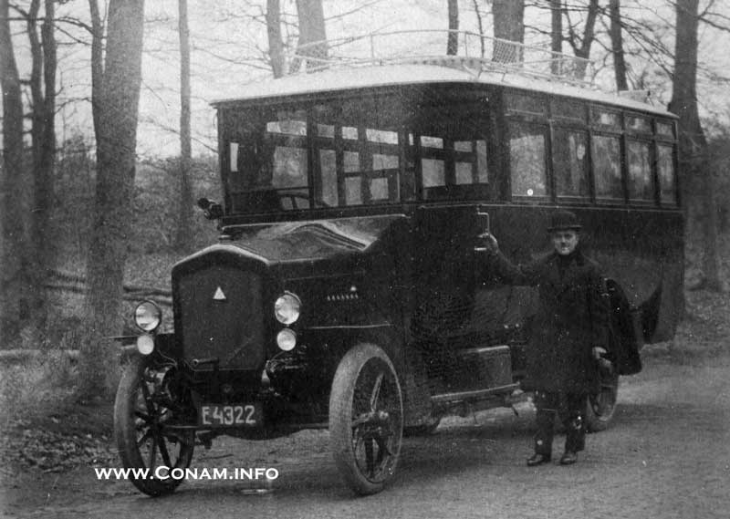 1921 Hansa-Lloyd E-4322