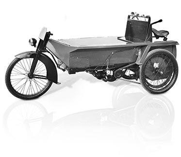1924 BORGWARD Blitzkarren
