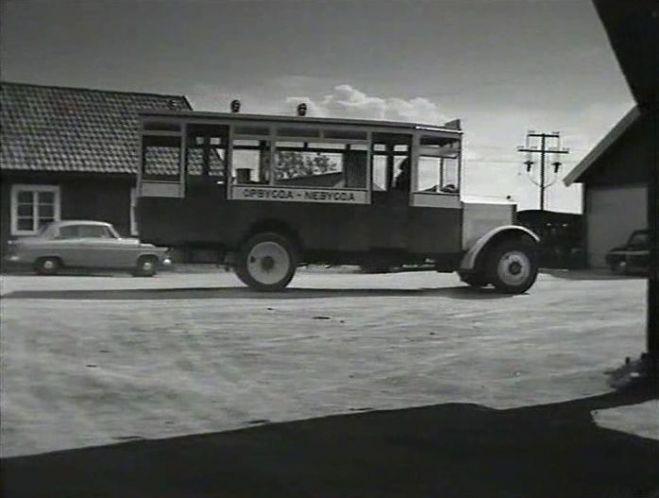 1928 Borgward Isabella