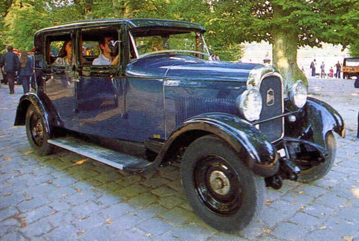 1928 La Delahaye Type 107