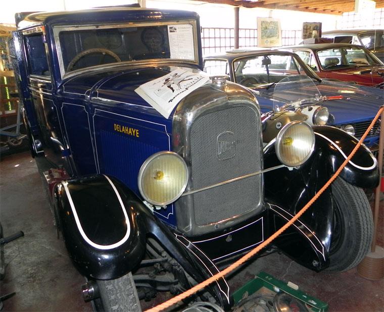 1929 Delahaye VTB Truck