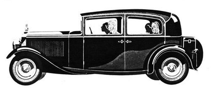 1930 Hansa Matador