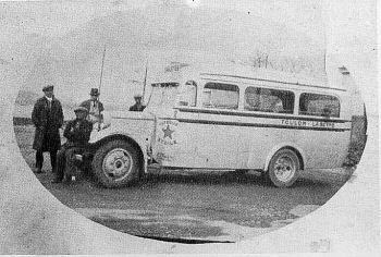1932 bus delahaye etoile