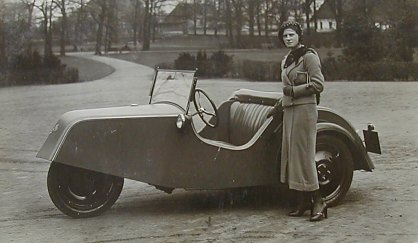 1933 goliath pionier cabrio