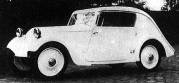 1933 Hansa 500