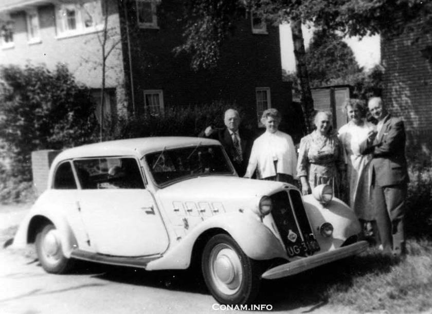 1934-37 Hansa 1100