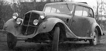 1934 hansa 1700
