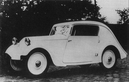 1934 hansa 500