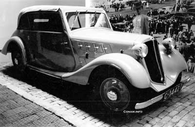 1934 hansa UG-31-90-3