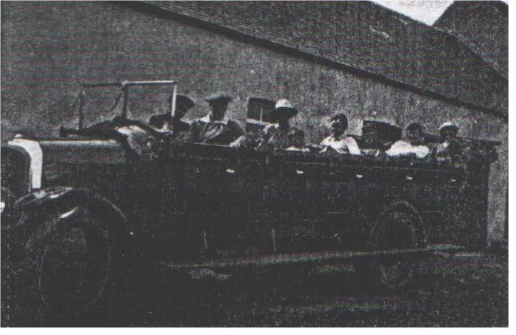 1935 Delahaye Charab Buses-CN-McConnachie-Delahaye Charab
