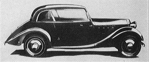 1935 hansa 35