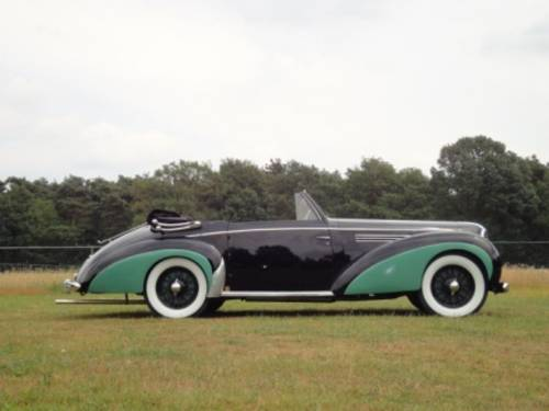 1936 Delahaye-135-MS-Chapron-Convertible-For-Sale-19503