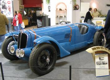 1936 Delahaye 135-S