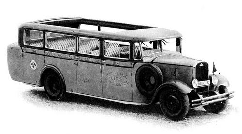 1936 Delahaye - Nice