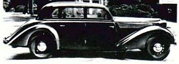 1936 hansa 3500