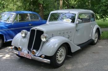 1936 hansa