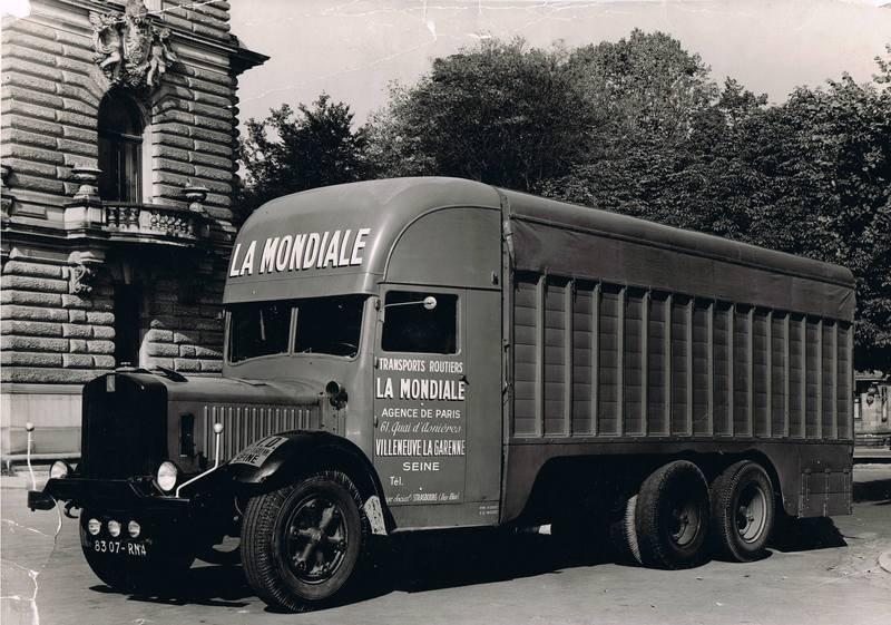 1936 WILLEME de la célèbre société LA MONDIALE