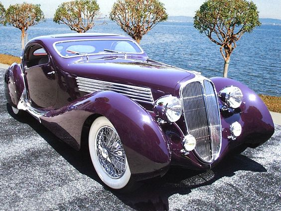 1937 Delahaye 135MS