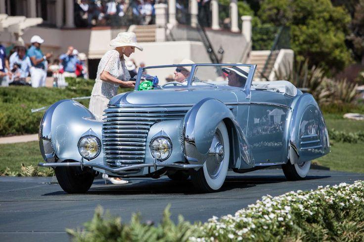 1937 Delahaye 145 Franay Cabriolet