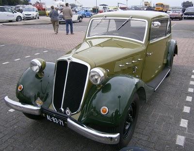 1937 Hansa 1100 a