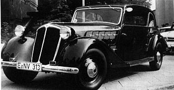 1937 hansa 1700 coupe