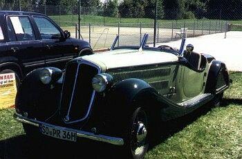 1937 hansa 1700 kabrio