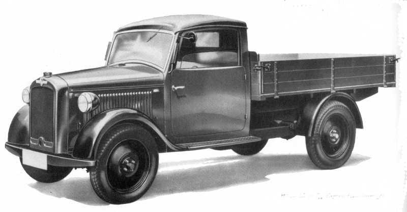 1937 hansa Lloyd express