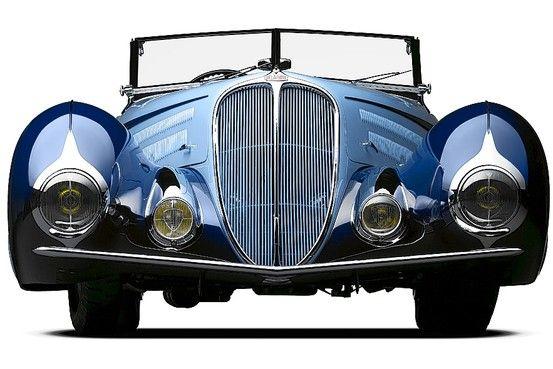 1938 Delahaye 135 M