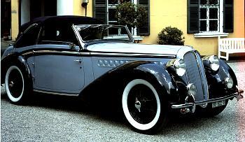 1938 Delahaye 135m