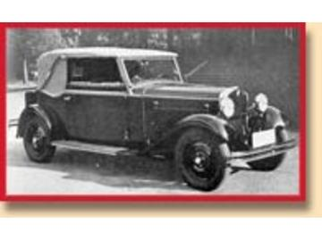 1938 Hansa 2000