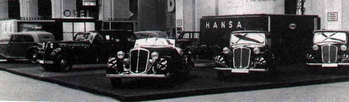 1938 hansa