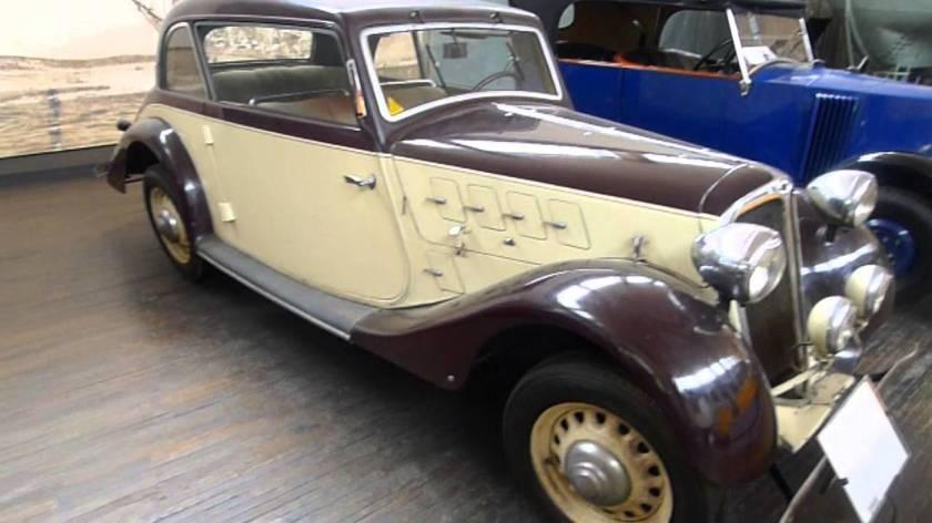 1939 Borgward Hansa 1100