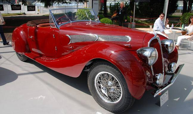 1939 Delahaye 135 MS Grand Sport Roadster