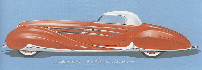 1939 Delahaye 165 figoni et falaschi