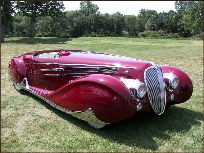 1939 Delahaye 165M