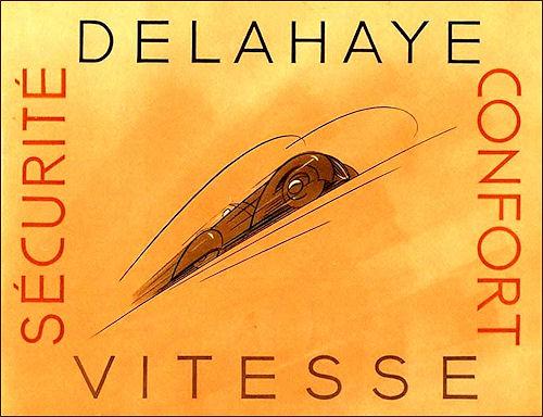 1939 Delahaye 2